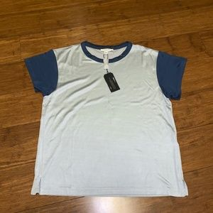 NEW With Tag Rag & Bone Penny Tee Womens Smal